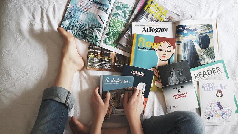 Short stories for teens - Scottish Book Trust