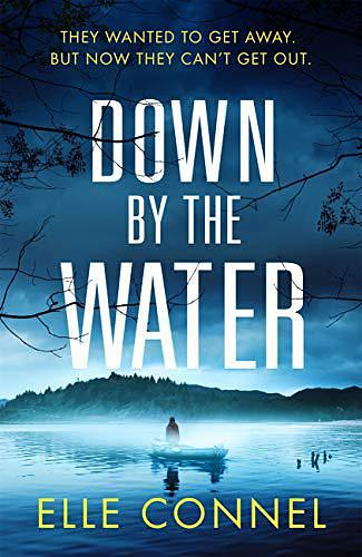 Down by the Water by Elle Connel book cover